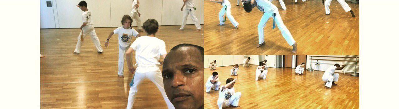 EP.Capoeira Hamburg Training Für Kinder.