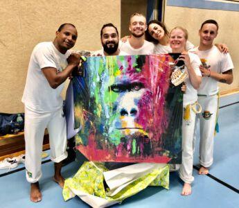 Capoeira Hamburg August 2020